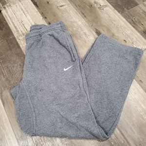 Nike sweat pants mens M